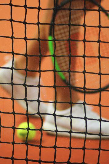 Foto van tennisser laten zien voor blog 11 tips voor meer beweging