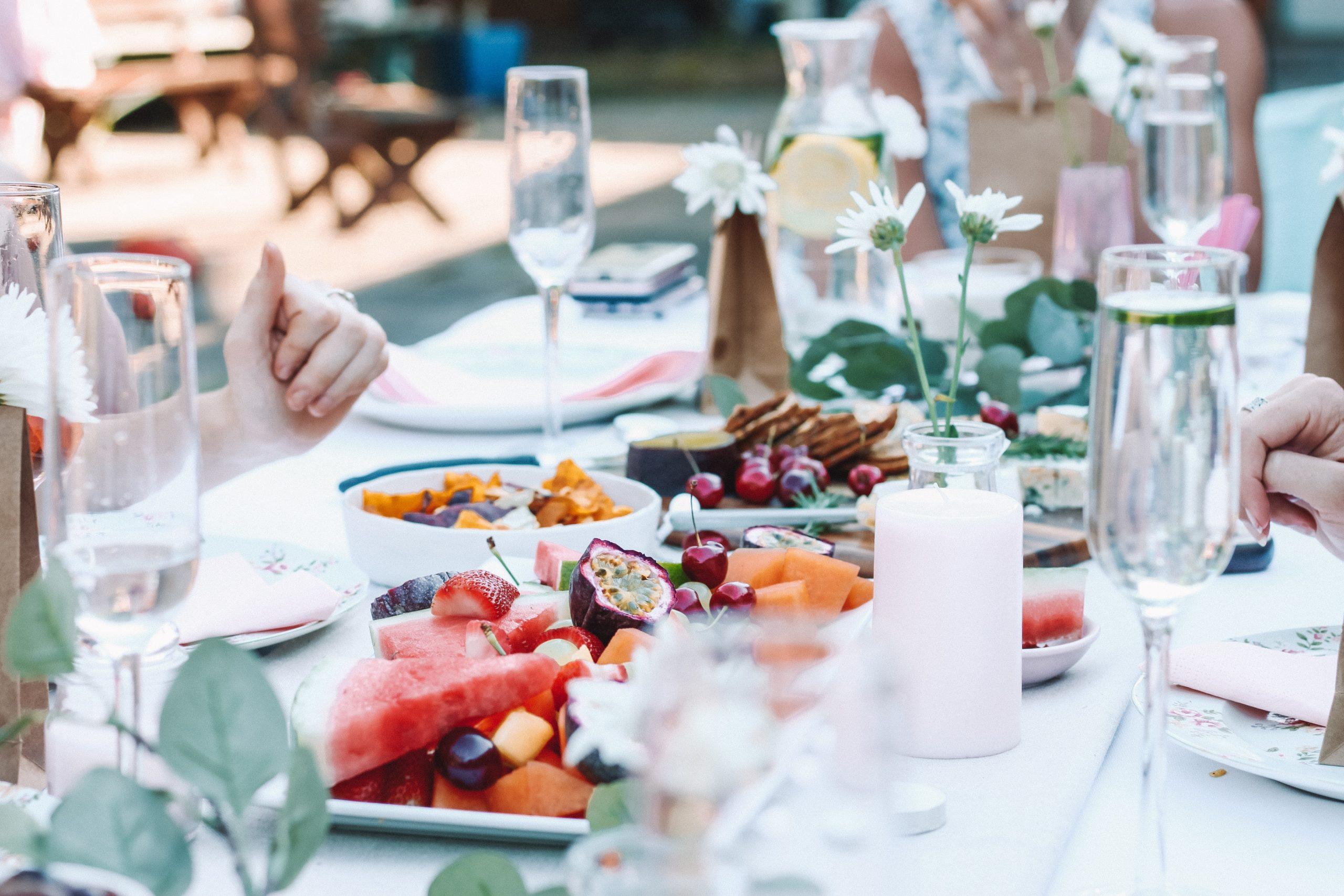 Heerlijke tafelen