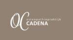 Logo samenwerkend bedijrf osteopathie praktijk Cadena